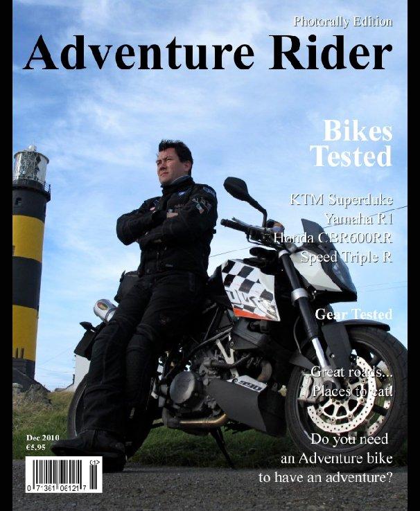 View Adventure Rider by worldbiker