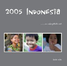 2005 Indonesia book cover