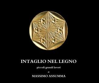 INTAGLIO NEL LEGNO book cover
