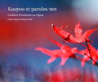 Kooyoo et paroles zen book cover