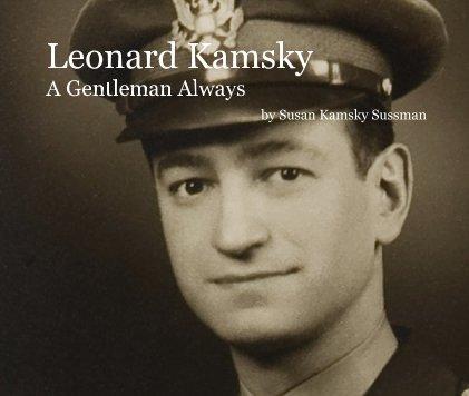 Leonard Kamsky A Gentleman Always book cover