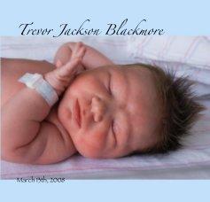 Trevor Jackson Blackmore book cover