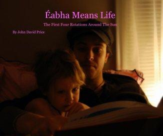 ɉabha Means Life book cover