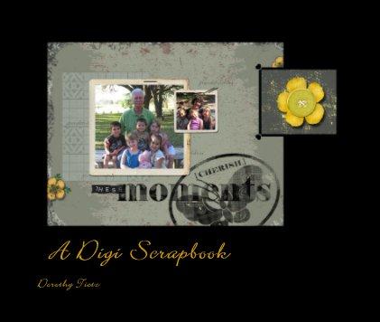 A Digi Scrapbook book cover