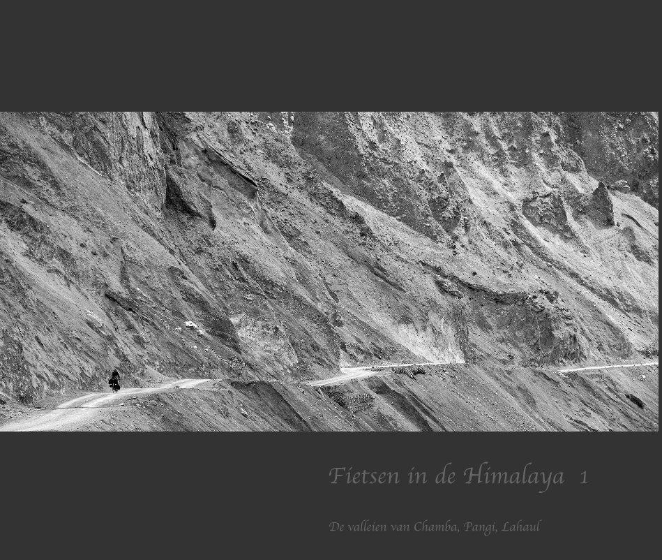 View Fietsen in de Himalaya 1 by De valleien van Chamba, Pangi, Lahaul