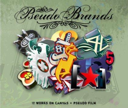 Pseudo Brands book cover