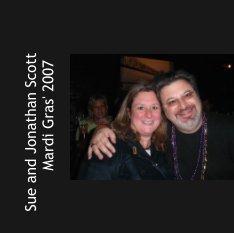Sue and Jonathan ScottMardi Gras' 2007 book cover