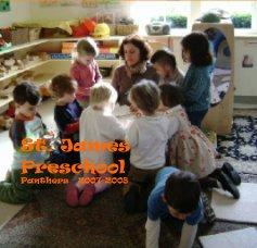 St. James Preschool  Panther Class 2007-2008 book cover