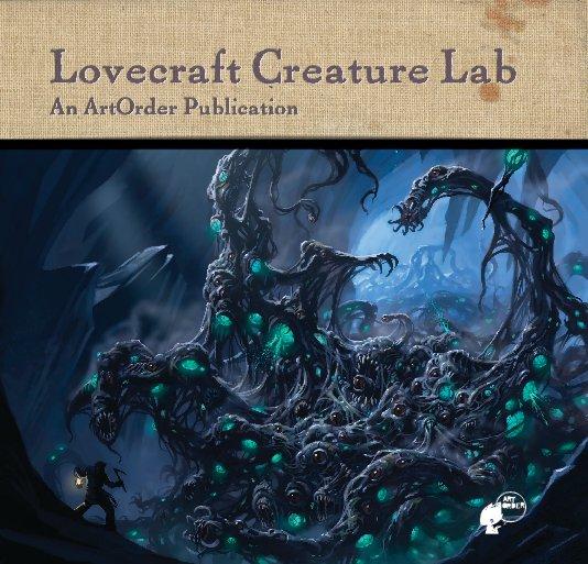 View ArtOrder HP Lovecraft Creature Lab DJ by ArtOrder publication