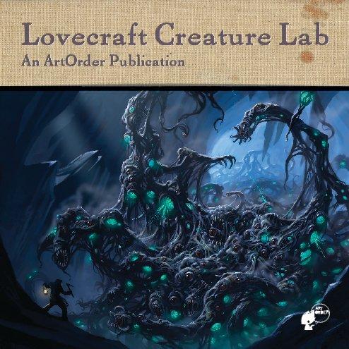 View ArtOrder HP Lovecraft Creature Lab SC by ArtOrder publication