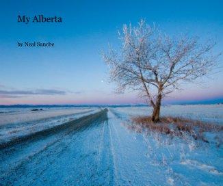My Alberta book cover