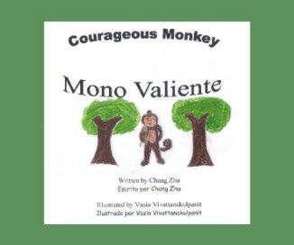Couraeous Monkey book cover