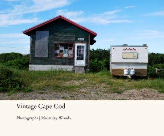 Vintage Cape Cod book cover