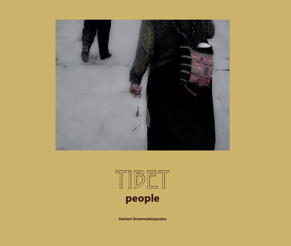 View Tibet - People by Herbert Grammatikopoulos