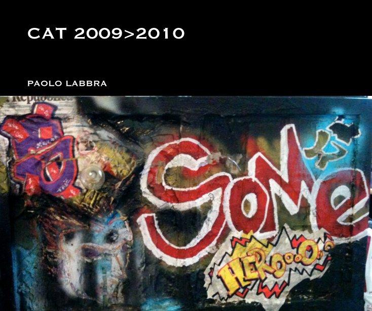 Visualizza CAT 2009>2010 di PAOLO LABBRA