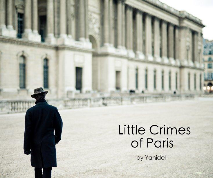 View Little Crimes of Paris (Premium paper) by Yanidel