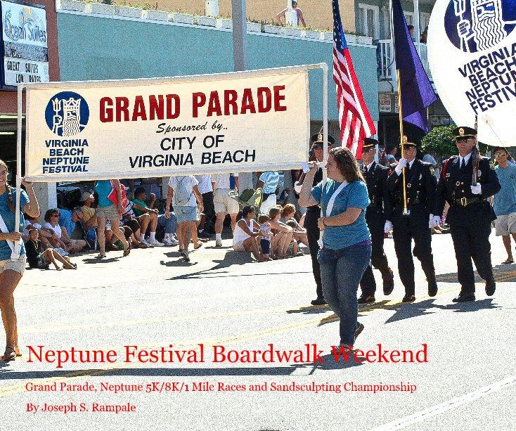 View Neptune Festival Boardwalk Weekend by Joseph S. Rampale
