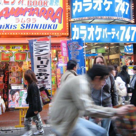 View Japan 2007 by Romain McLean
