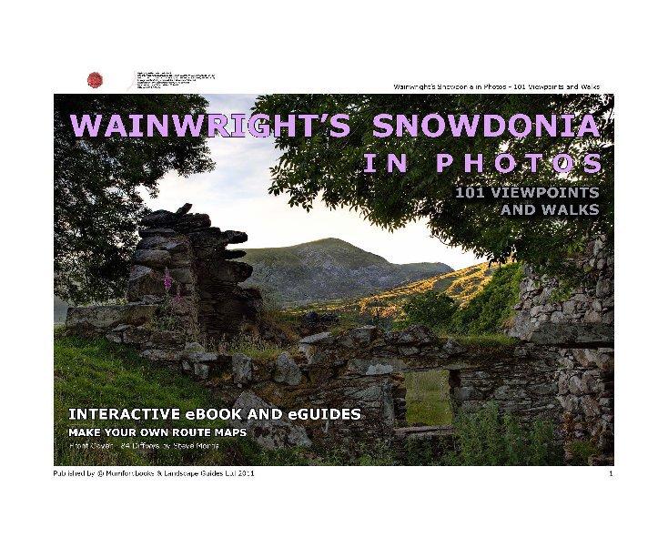 Wainwright's Snowdonia in Photos: