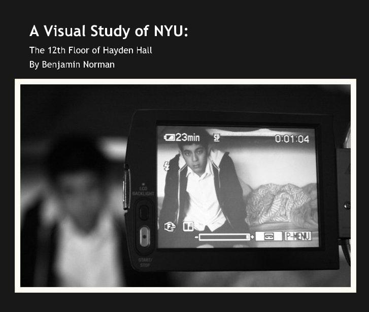View A Visual Study of NYU: by Benjamin Norman