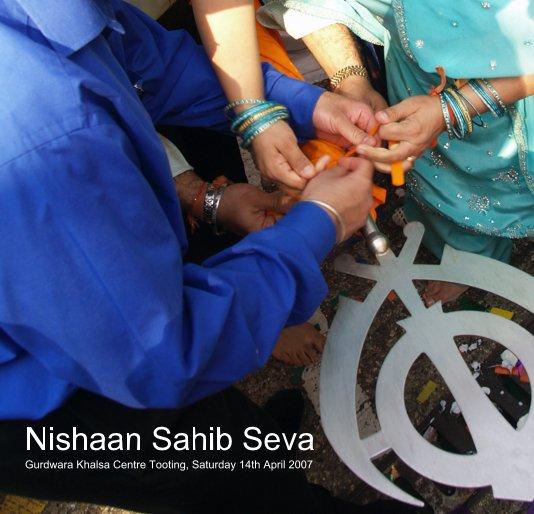 View Nishaan Sahib Seva by Amarjeet Singh Khera