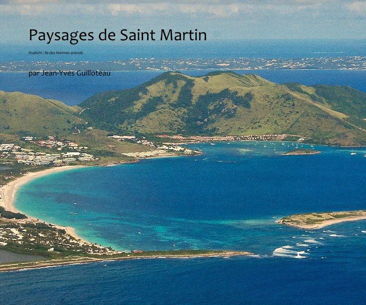 Saint Martin paysage