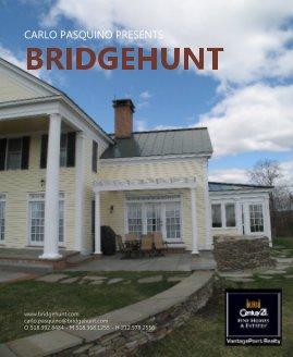 CARLO PASQUINO PRESENTS BRIDGEHUNT book cover