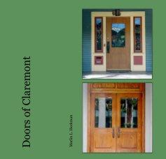 Doors of Claremont book cover