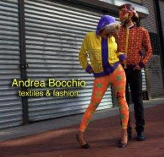 Bocchio for LV catalog book cover