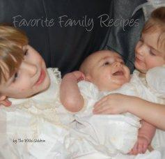 Favorite Family Recipes book cover