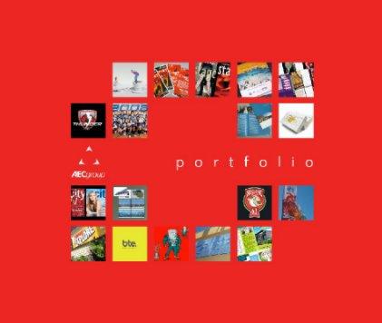 AEC Group Design Portfolio 2 book cover