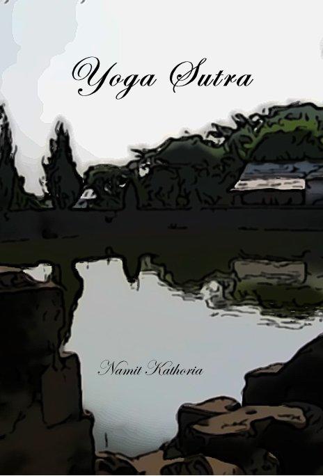 View Yoga Sutra by Namit Kathoria
