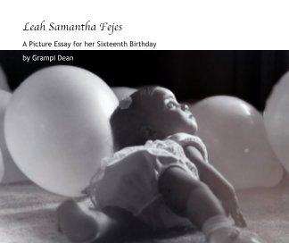 Leah Samantha Fejes book cover