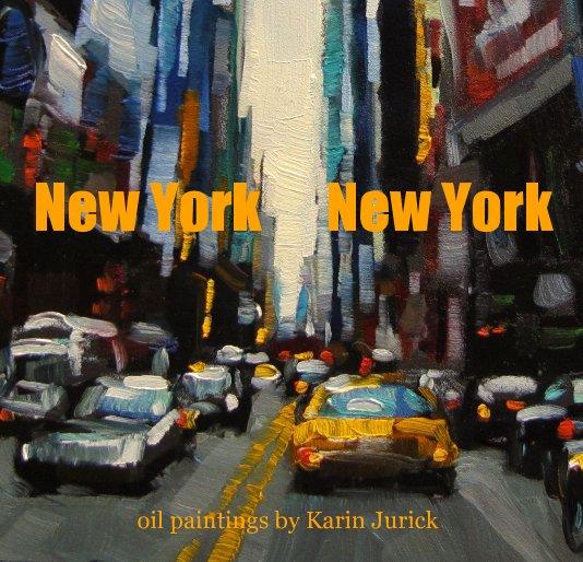 View New York  New York by Karin Jurick