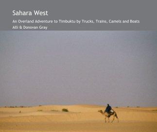 Sahara West book cover