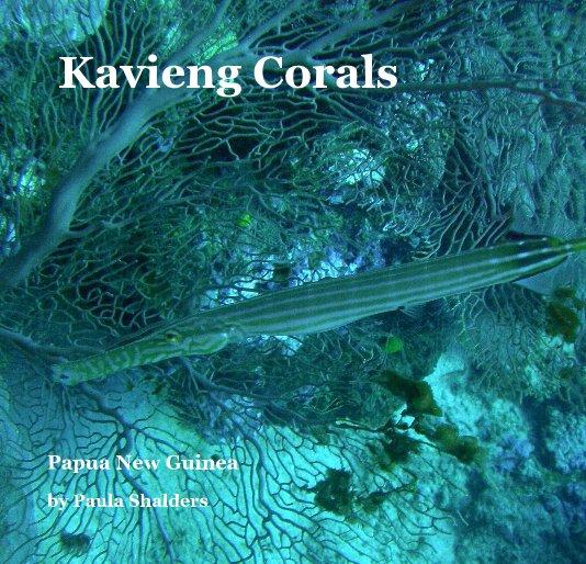 View Kavieng Corals by Paula Shalders