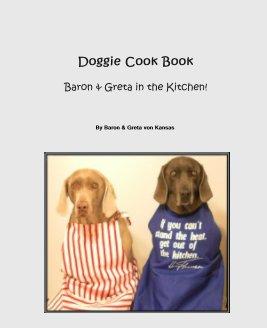 Doggie Cook Book book cover