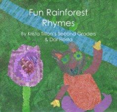 Fun Rainforest Rhymes book cover