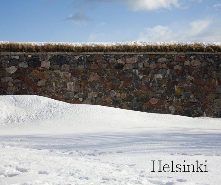 View Helsinki by Alex Cudby