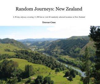 Random Journeys: New Zealand book cover