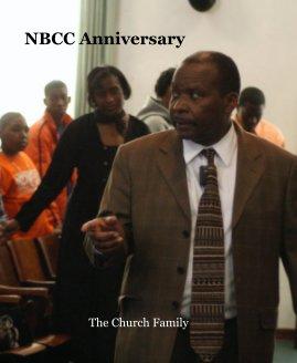 NBCC Anniversary book cover