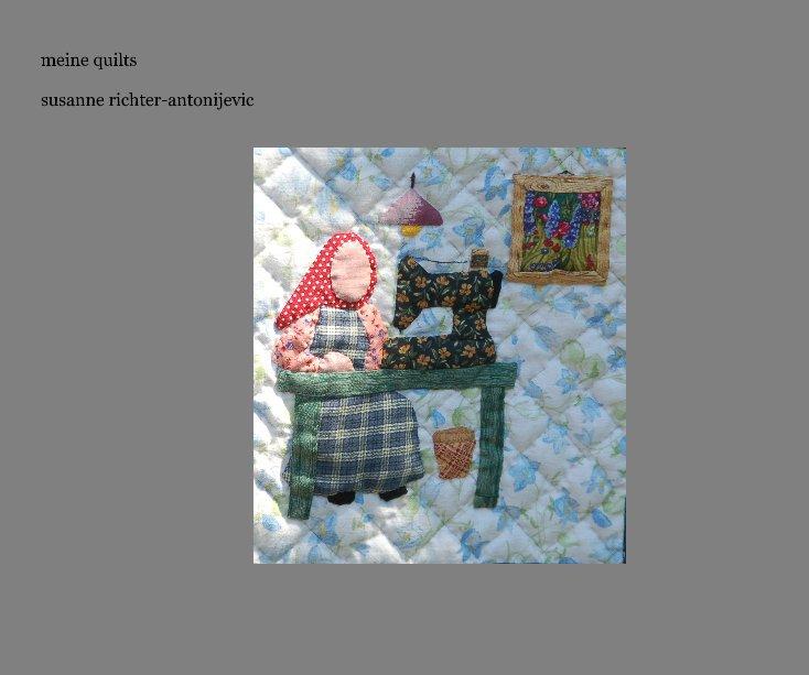 View meine quilts susanne richter-antonijevic by susanne richter-antonijevic