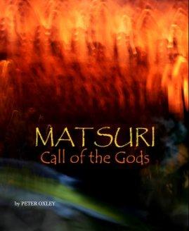 Matsuri  —  Call of the Gods book cover