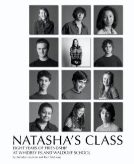 NATASHA'S CLASS book cover
