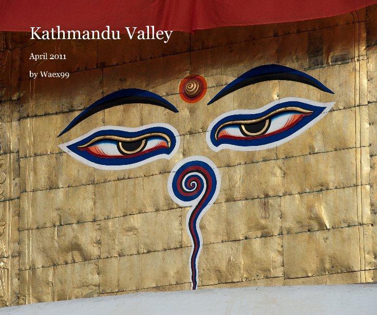 View Kathmandu Valley by Philippe Bertramo