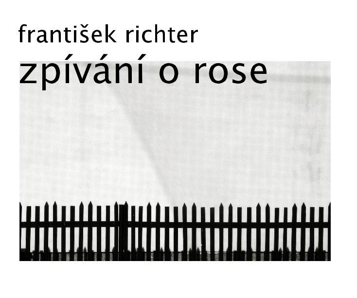 View františek richter zpívání o rose by Pavlina2510