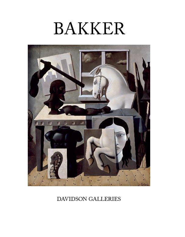 View Gabrielle Bakker (hardcover) by Gabrielle Bakker