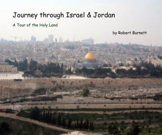 Journey through Israel & Jordan book cover
