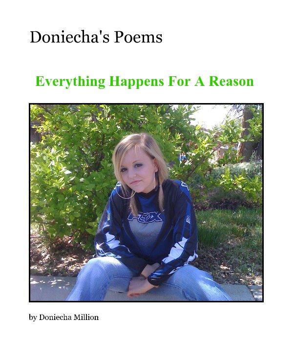 View Doniecha's Poems by Doniecha Million