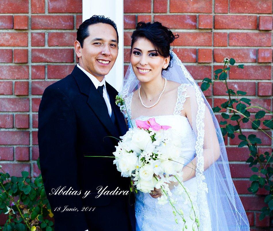 View Abdias y Yadira by 18 Junio, 2011
